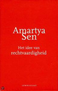 Amartya Sen - Het idee van rechtvaardigheid