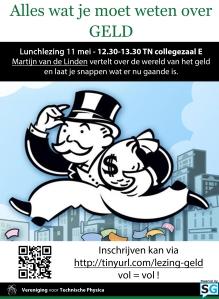 lunchlezing Geld (met SG)